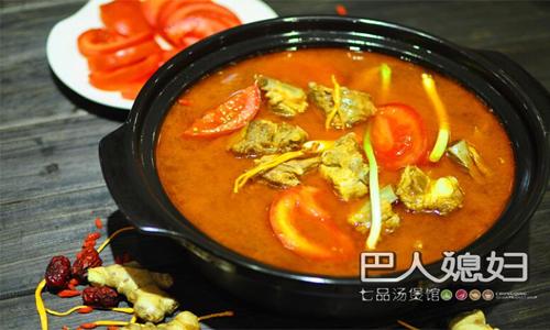 巴人媳妇餐饮加盟砂锅图
