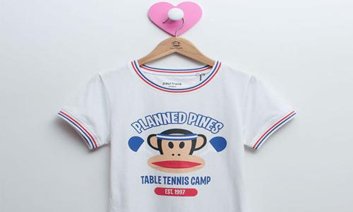 大嘴猴加盟品牌服饰图