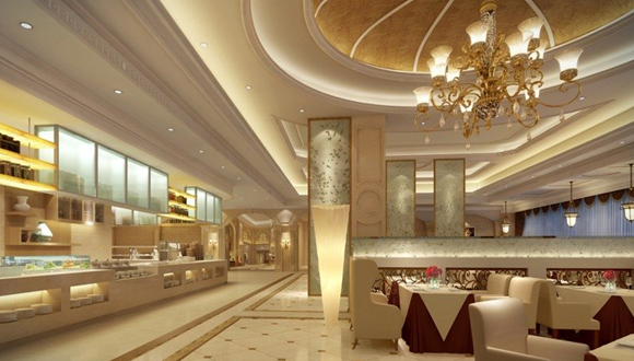 维也纳酒店加盟之餐厅图