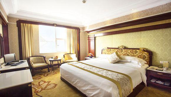 维也纳酒店加盟房间内景图
