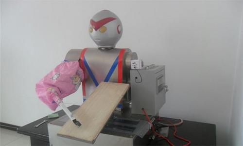 雅润刀削面机器人加盟