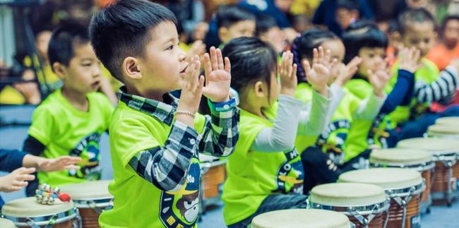 玫苓打击乐音乐教育培训项目加盟