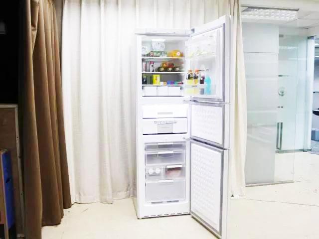 2019年冰箱质量排行_海尔BCD 301WD 301升多门冰箱 银灰色 冰箱产品图片4