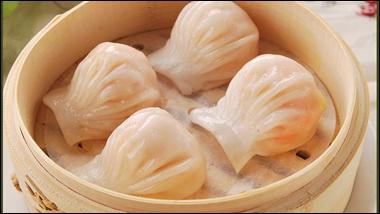 明聚福自煮虾饺加盟