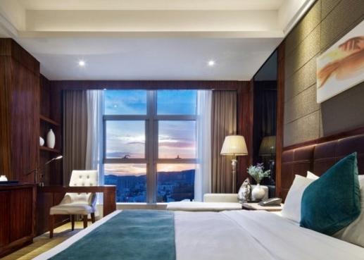 鸿道德国际酒店加以盟