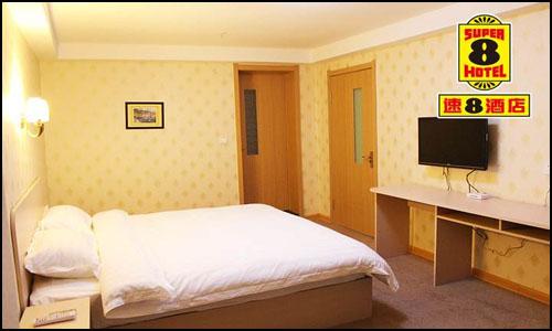 速8酒店加盟房间图