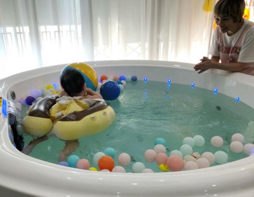 糖趣婴童游泳馆加盟