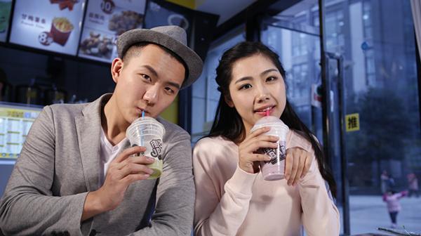 街吧奶茶加盟年青人都爱喝