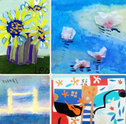童绘视觉艺术加盟
