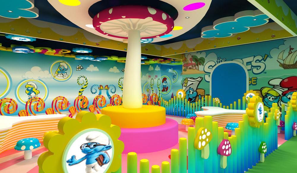 大风车儿童游乐场