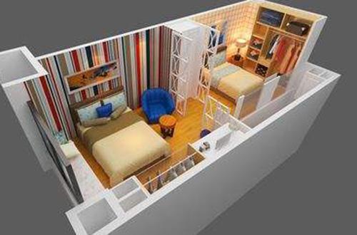 小米公寓加盟店照片