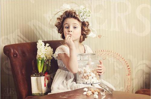 天使印象儿童摄影加盟