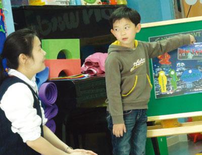 棒丁英语加盟 3-14岁棒丁幼儿少儿纯正英国英语加盟代理