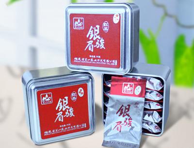 茗山生态茶加盟 1