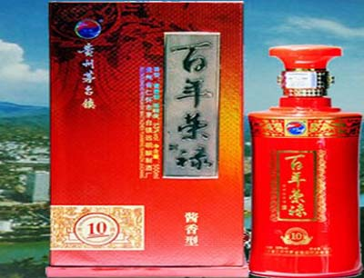 帝茅神加盟 百年酱香型