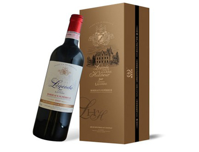 亿美法红加盟 乐吉尔古堡干红葡萄酒