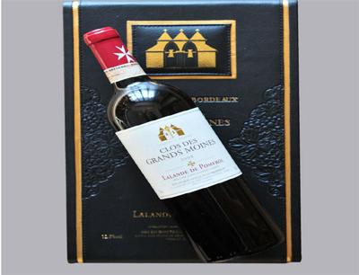 亿美法红加盟 卡乐斯莫尼干红葡萄酒