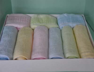 天竹竹纺加盟 毛巾