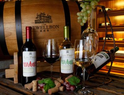德威堡红酒加盟 德威堡进口红酒