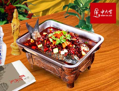 申大嘴瓦缸烤鱼加盟 4