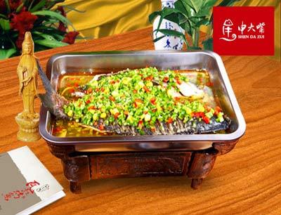 申大嘴瓦缸烤鱼加盟 1