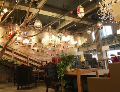 咖啡之翼加盟 咖啡之翼店面展示