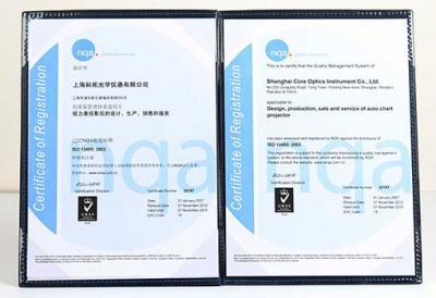 视尚眼艺加盟 ISO13485认证