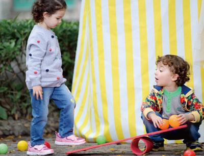 ABC童鞋童装加盟 ABC儿童用品