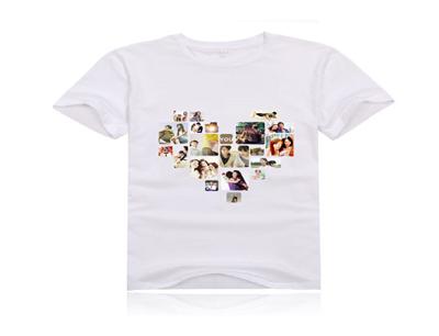 """迷你影像馆加盟 """"迷你""""产品之个性T恤"""