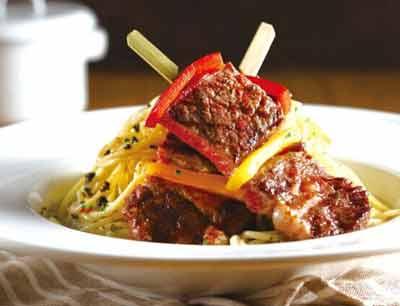 拉亚汉堡经典餐厅加盟 菜品