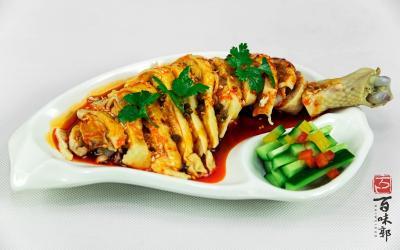 百味郭豆腐脑加盟 美味鸡脚
