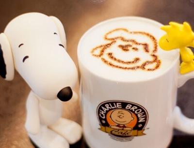 查理布朗咖啡加盟 4