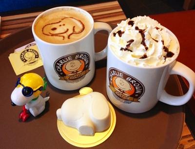 查理布朗咖啡加盟 2