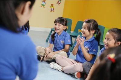 爱贝国际少儿英语加盟 爱贝校区