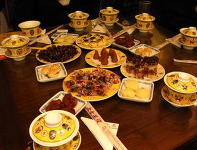 老舍茶馆加盟 图片展示