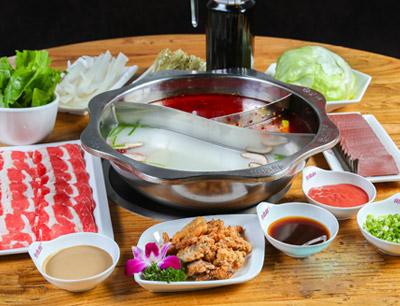 鱼恋虾加盟 火锅