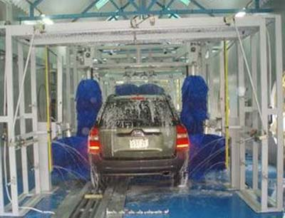 洗趣自动洗车加盟招商