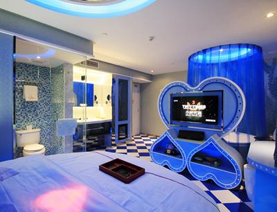 水晶主题酒店加盟 6