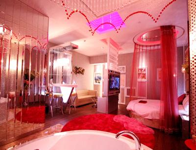 水晶主题酒店加盟 7