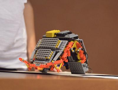 修曼机器人教室加盟 机器人加盟
