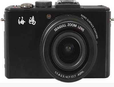 海鸥数码照相机加盟 上海海鸥数码照相机