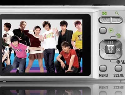 乐彩数码加盟 乐彩相机