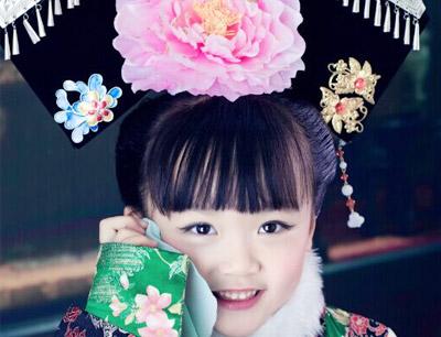 盘子女人坊加盟 儿童摄影