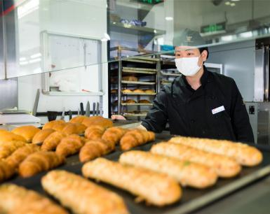 可颂坊加盟 可颂坊门店新鲜现烤面包