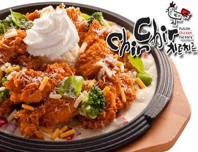 奇乐奇乐加盟 奇乐奇乐韩式炸鸡加盟美食