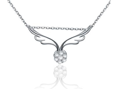 珂兰钻石加盟 珂兰钻石天使之翼
