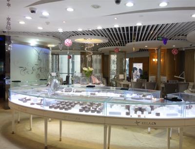 珂兰钻石加盟 珂兰钻石线下体验店