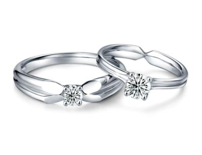 珂兰钻石加盟 珂兰钻石天生一对