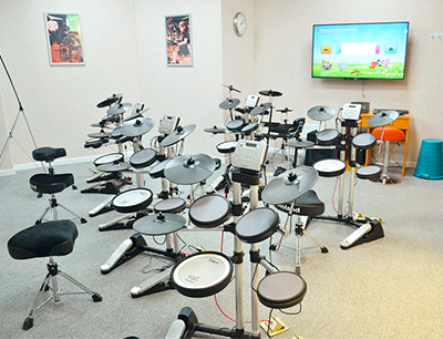 罗兰数字音乐教育加盟 罗兰音乐鼓
