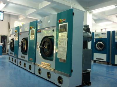 卡莱尔干洗加盟 干洗设备展示图